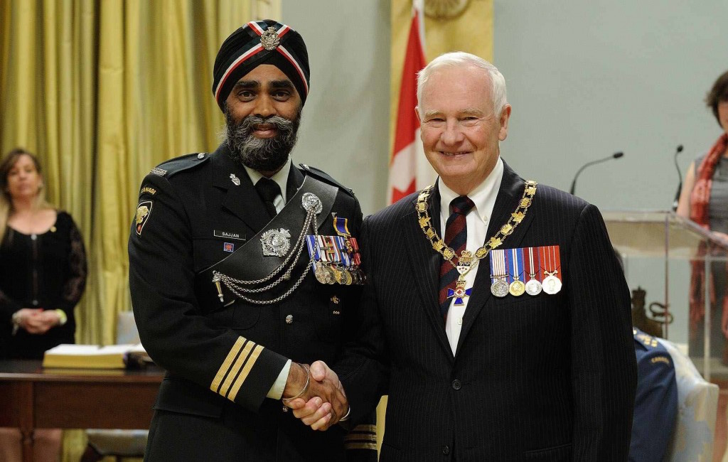 Canada defence minister wedding